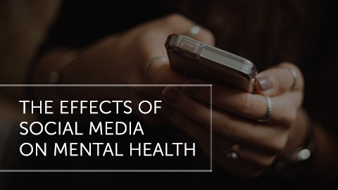 The Effects of Social Media on Mental Health