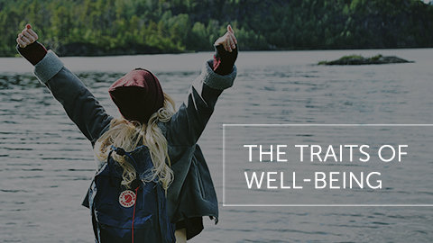 The Traits of Well-Being