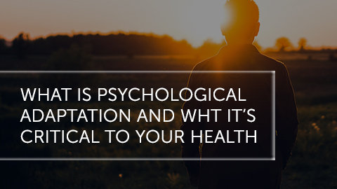What is Psychological Adaption & Why It's Critical to Your Health
