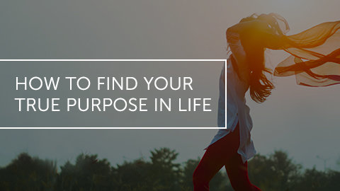 How to Find Your True Purpose in Life