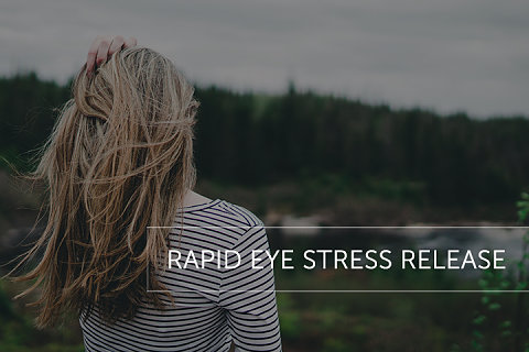 Rapid Eye Stress Release Worksheet