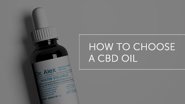 How to Choose a CBD Oil