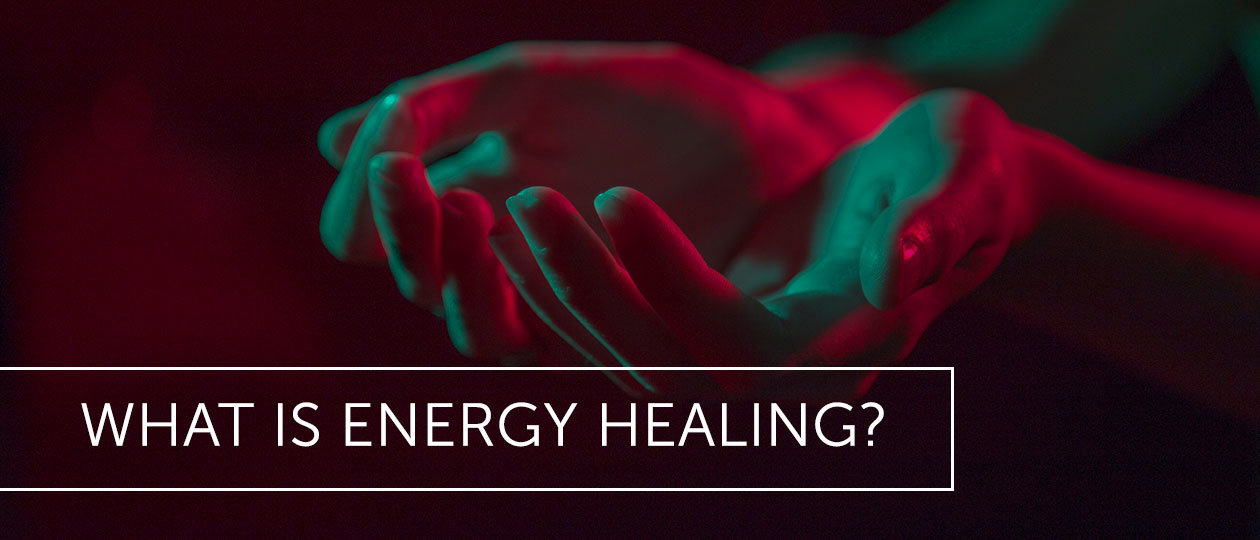 what is energy healing header