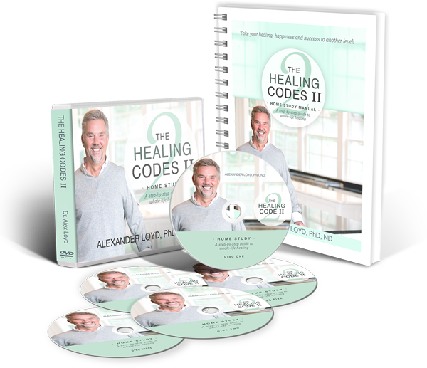 Healing Codes 2 Packaging
