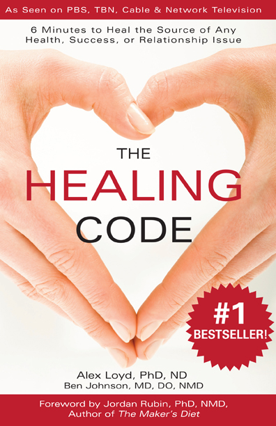 The Healing Code Book: Spiritual Self Healing System